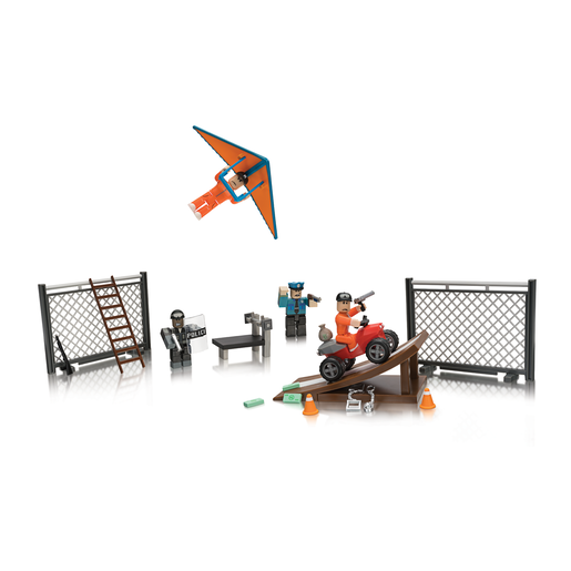 Picture of ROBLOX - Jailbreak: Great Escape Playset