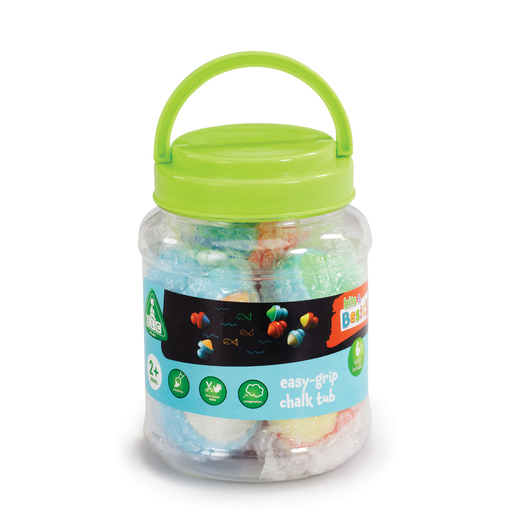 Picture of Early Learning Centre Bits & Basics Easy-Grip Chalk Tub