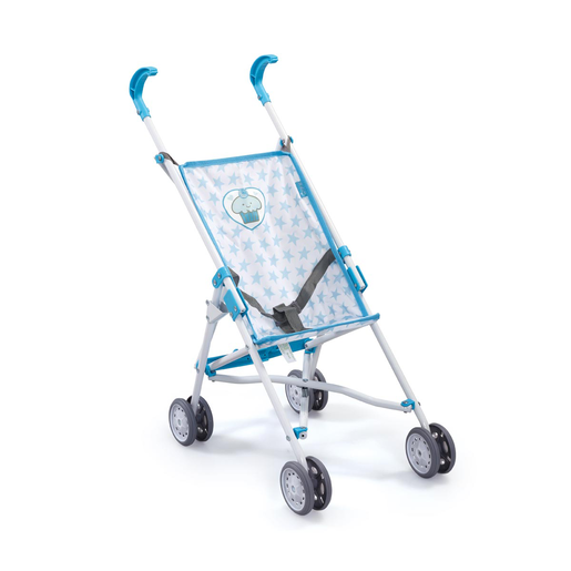 Picture of Cupcake Dolly Stroller - Blue