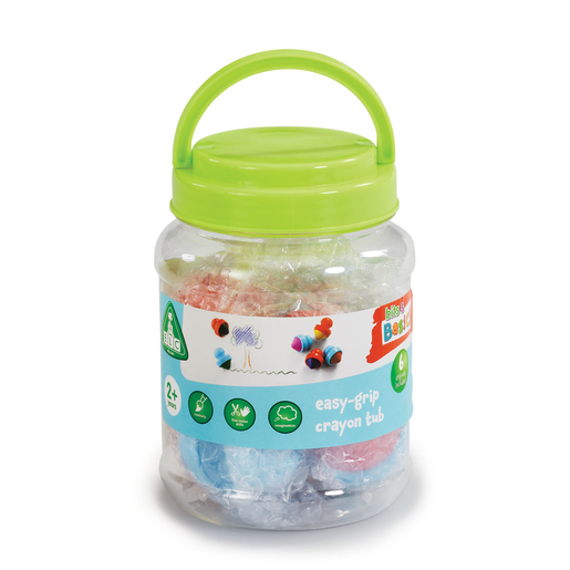 Picture of Early Learning Centre Bits & Basics Easy-Grip Crayon Tub
