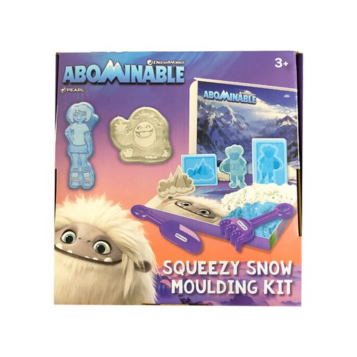 Picture of DreamWorks Abominable Squeezy Snow Moulding Kit