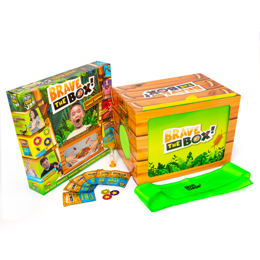 Picture of Play & Win Brave The Box Game