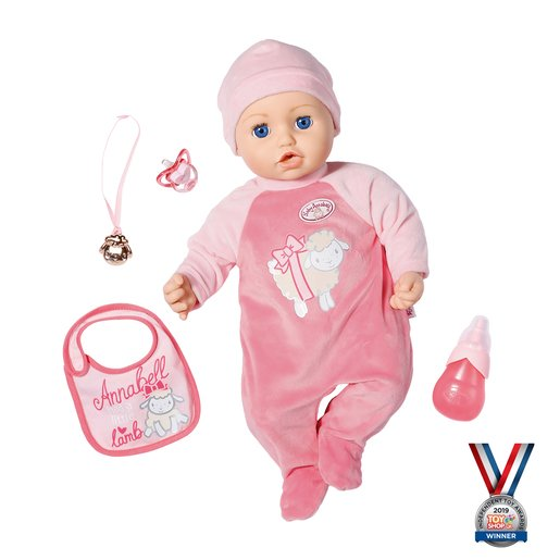 Picture of Baby Annabell Annabell 43cm Doll