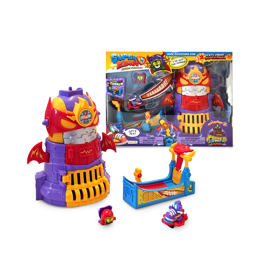 Picture of SuperZings Rivals of Kaboom Tower Assault