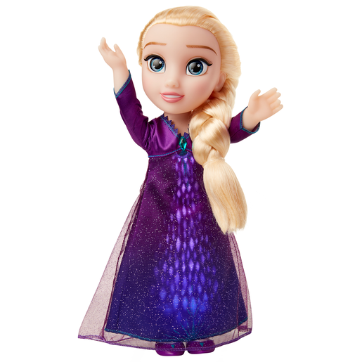 Picture of Disney Frozen 2 Into The Unknown Singing Elsa Doll