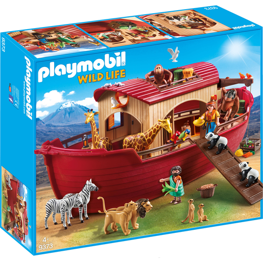 Picture of Playmobil Wild Life Floating Noah's Ark -  9373