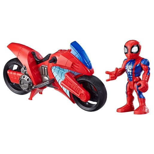Picture of Marvel Super Hero Adventures - Spider-Man Swingin' Speeder