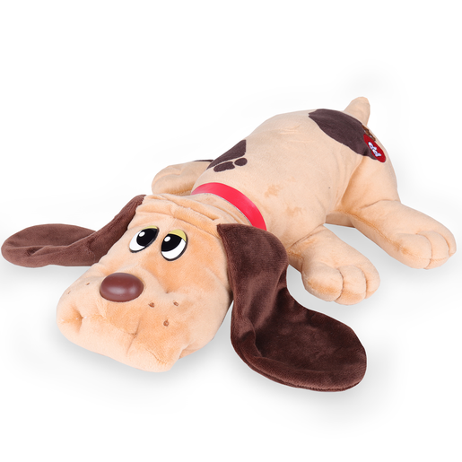 Picture of Pound Puppies Classic Plush Toy - Brown with Spots