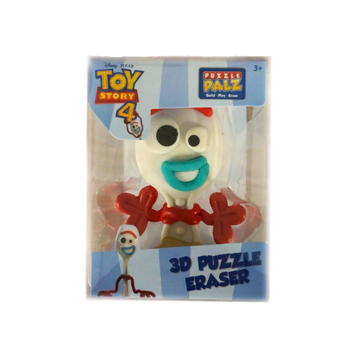 Picture of Disney Pixar Toy Story 4 Puzzle Palz 3D Giant Puzzle Eraser - Forky