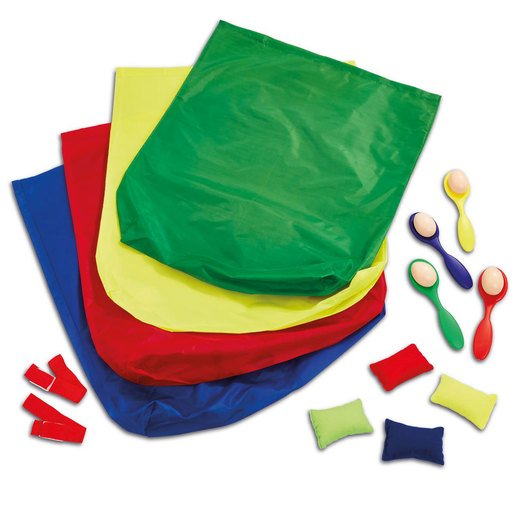Picture of Out & About Outdoor 4-in-1 Games Set