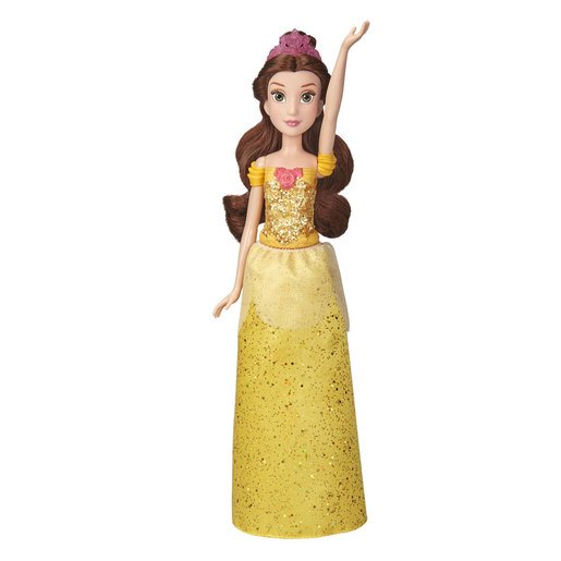 Picture of Disney Princess Royal Shimmer Fashion Doll - Belle