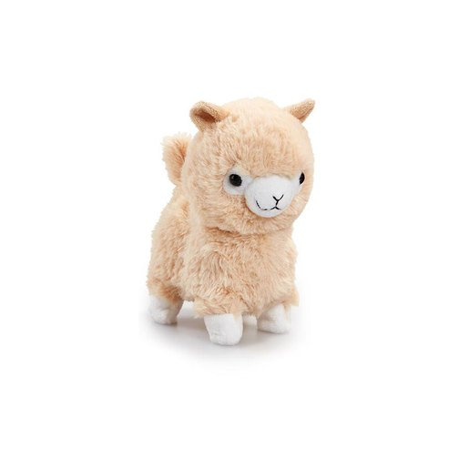 Picture of Pitter Patter Pets Lively Little Llama Plush Toy - Cream