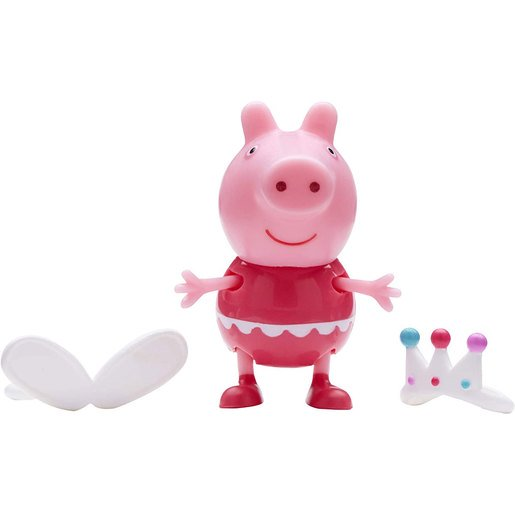 Picture of Peppa Pig Dress and Play Figures (Styles Vary)