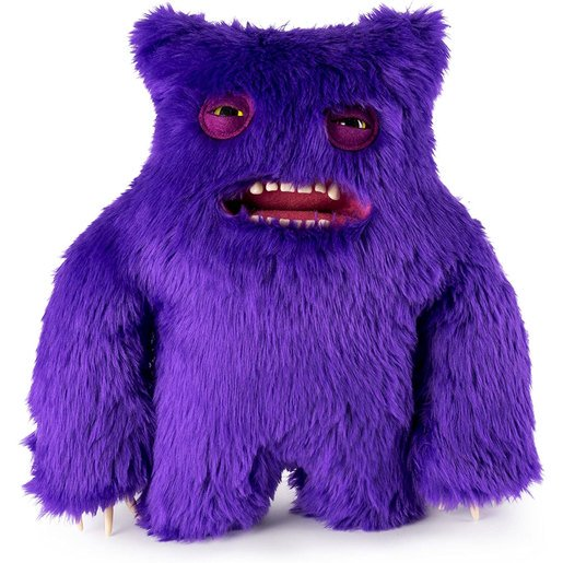 Picture of Fuggler 30cm Funny Ugly Monster - Clawey (Purple)