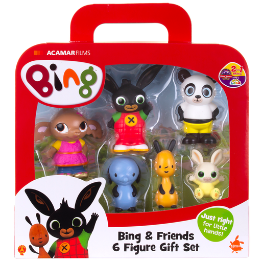 Picture of Bing and Friends 9cm Figure Set