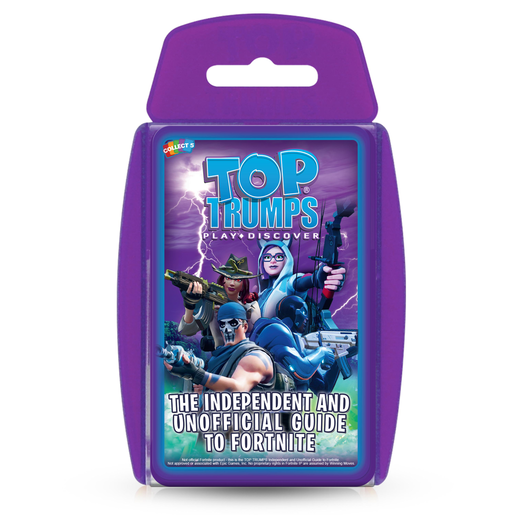 Picture of The Independent and Unofficial Guide To Fortnite Top Trumps