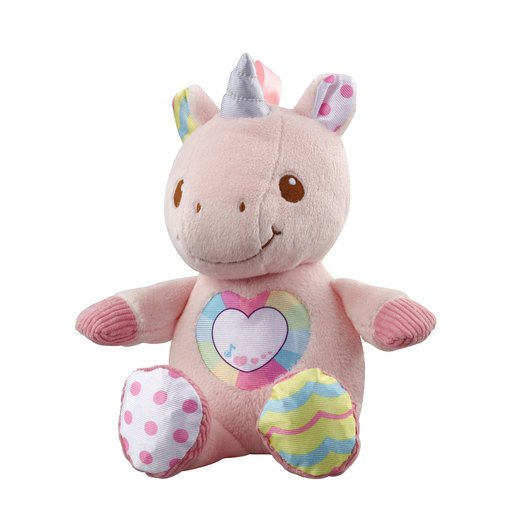 Picture of Vtech Baby Colourful Cuddles Unicorn