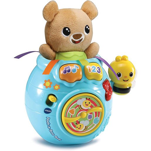 Picture of Vtech Baby Peek-a-Boo Bear