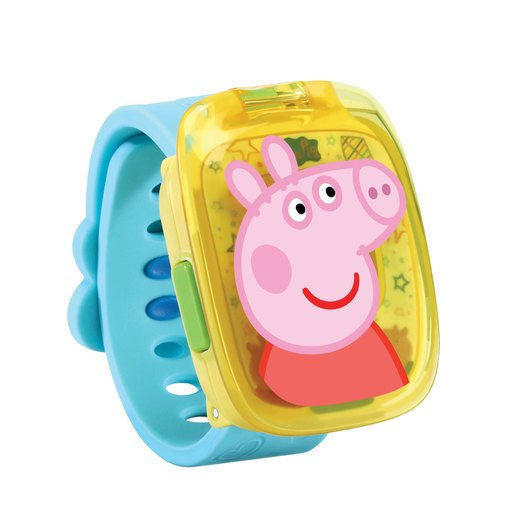 Picture of Vtech Peppa Pig Learning Watch