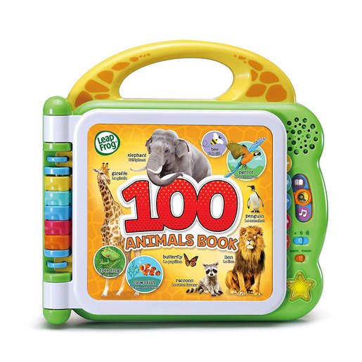 Picture of LeapFrog 100 Animals Book