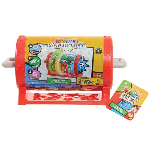 Picture of Ryan's World Mystery Playdate Picture Puzzle Box (Styles Vary)