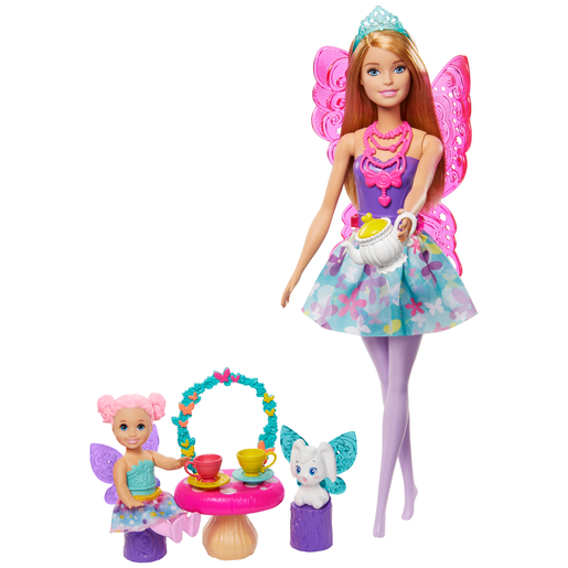 Picture of Barbie Dreamtopia Tea Party Doll and Accessories