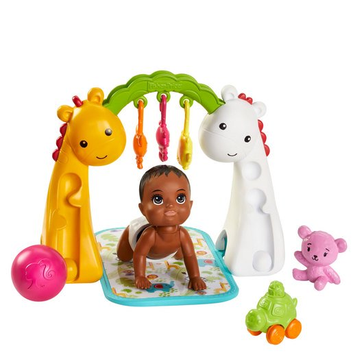 Picture of Barbie Skipper Babysitters Inc. Figure - Play Gym