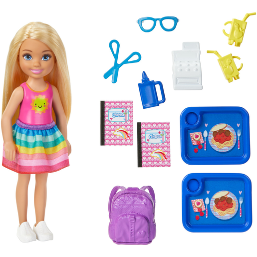 Picture of Barbie Club Chelsea Playset