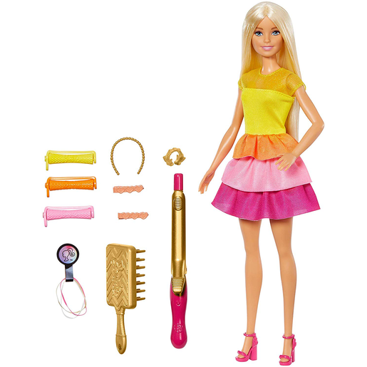 Picture of Barbie Ultimate Curls Doll