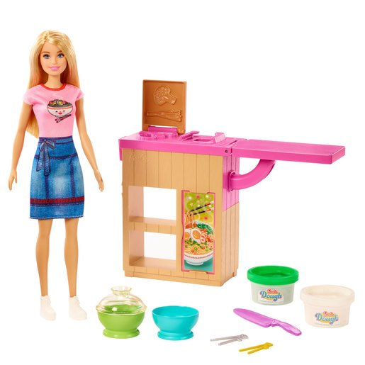 Picture of Barbie Noodle Maker Playset