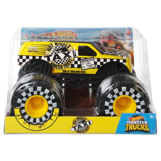Picture of Hot Wheels Monster Trucks - Taxi