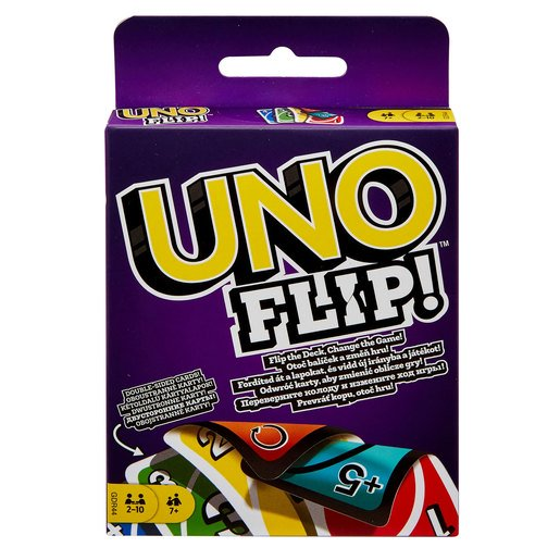 Picture of UNO Flip Card Game
