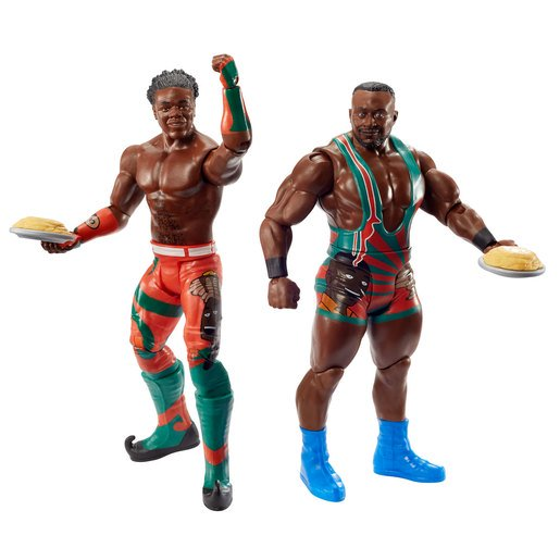 Picture of WWE Battle Pack Figures - The New Day