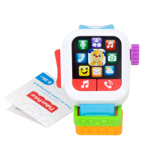 Picture of Fisher-Price Laugh & Learn Smart Watch