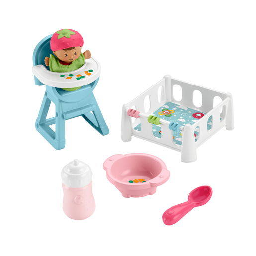 Picture of Fisher-Price Little People Snack & Snooze Playset