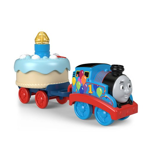 Picture of Thomas & Friends Birthday Wishes Thomas