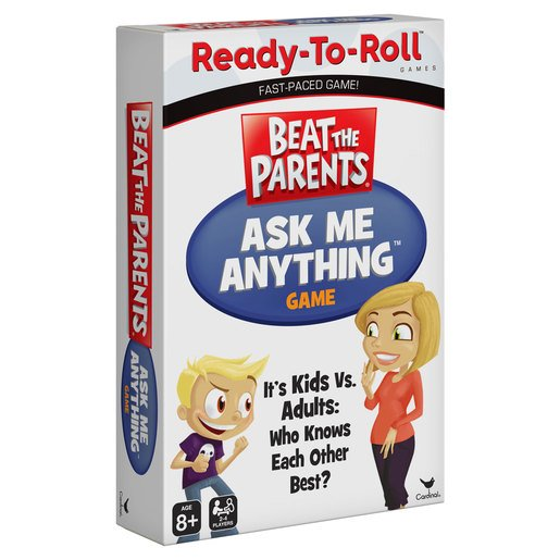 Picture of Beat The Parents Travel Size Game