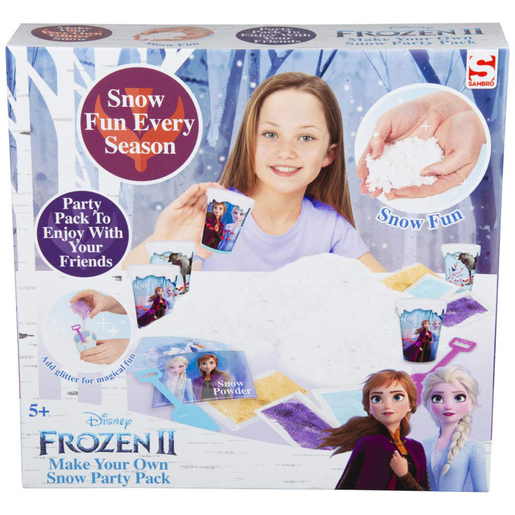Picture of Disney Frozen 2 Make Your Own Snow Party Box