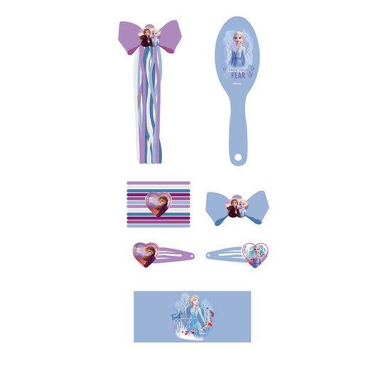 Picture of Disney Frozen 2 Hair Accessories Set - 18 Pack