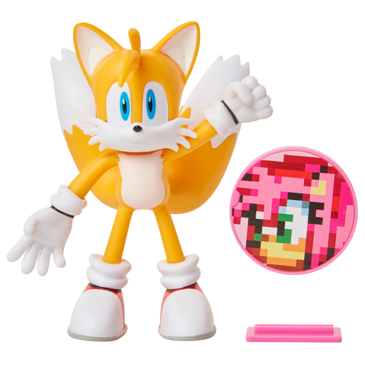 Picture of Sonic The Hedgehog Bendable Figure - Tails