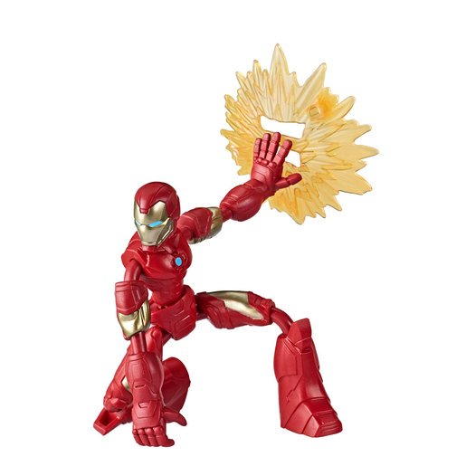 Picture of Bend and Flex Marvel Avengers Figure - Iron Man