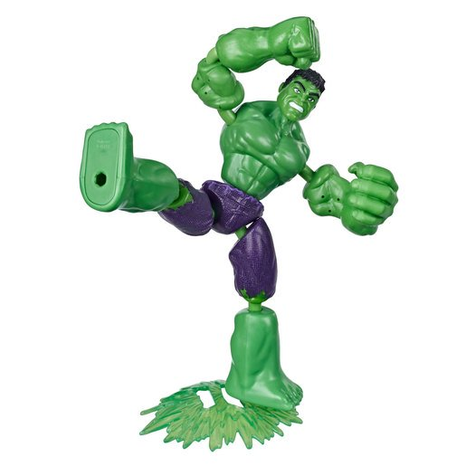 Picture of Bend and Flex Marvel Avengers Figure - Hulk