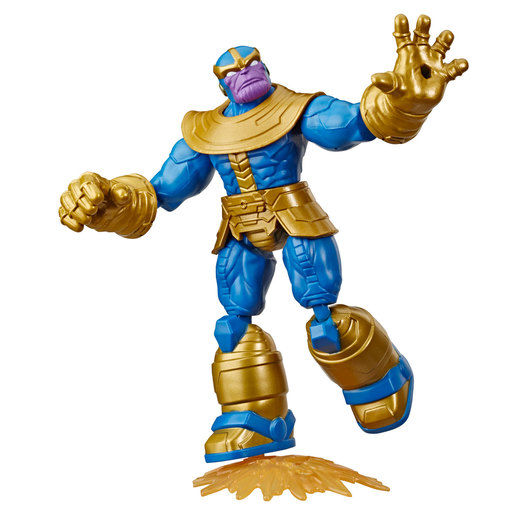 Picture of Bend and Flex Marvel Avengers Figure - Thanos