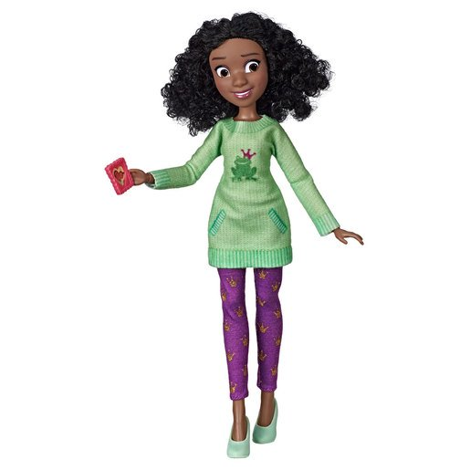 Picture of Disney Princess Comfy Squad Doll - Tiana