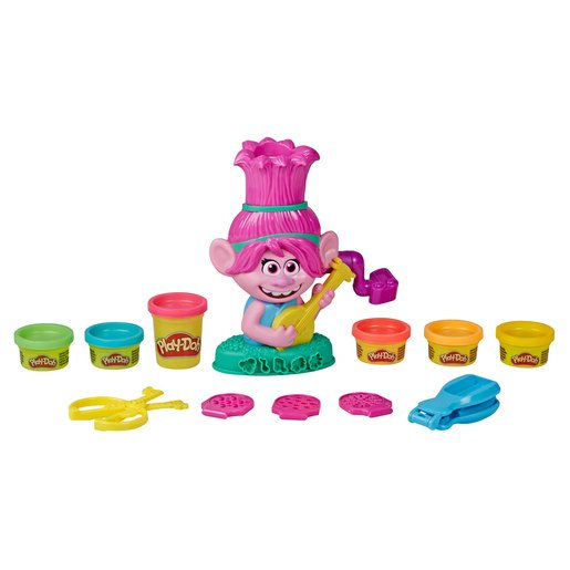 Picture of DreamWorks Trolls World Tour Play-Doh Poppy