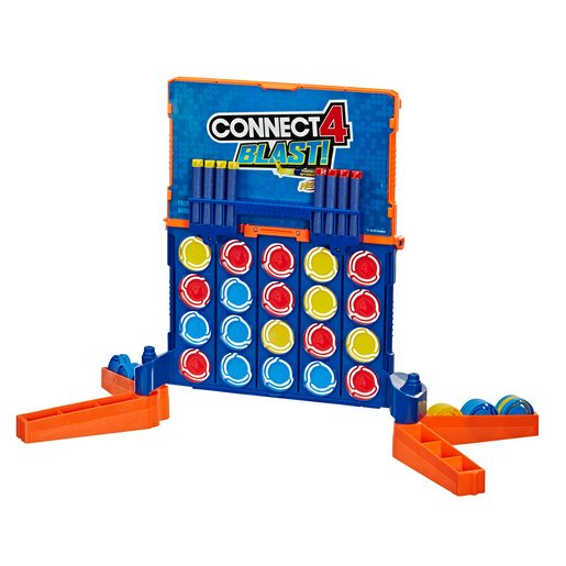 Picture of Connect 4 Blast Game