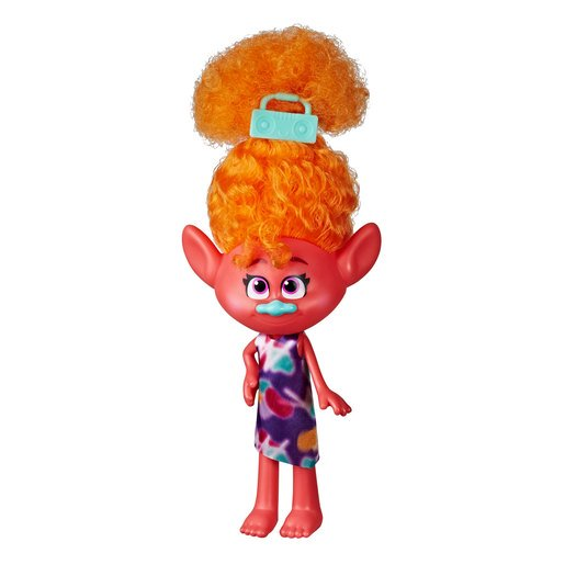 Picture of DreamWorks Trolls World Tour Stylin' Doll - DJ Suki