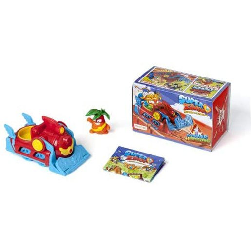 Picture of SuperZings Series 5 Sky Racer Vehicle and Figure (Styles Vary)