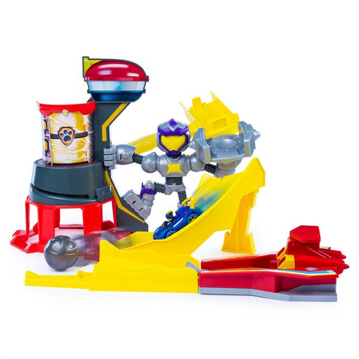 Picture of Paw Patrol Mighty Pups True Metal Mighty Meteor Track Set