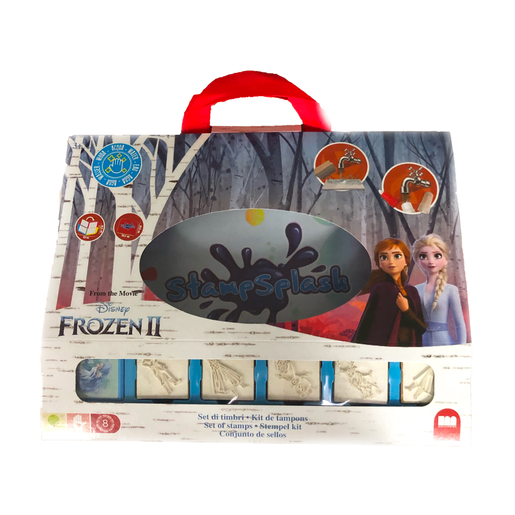 Picture of Disney Frozen 2 StampSplash Set or Stamps Kit